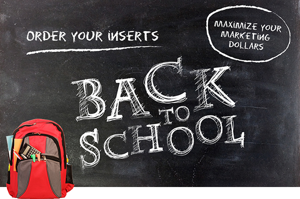 Create Your Own Back to School Promotion.